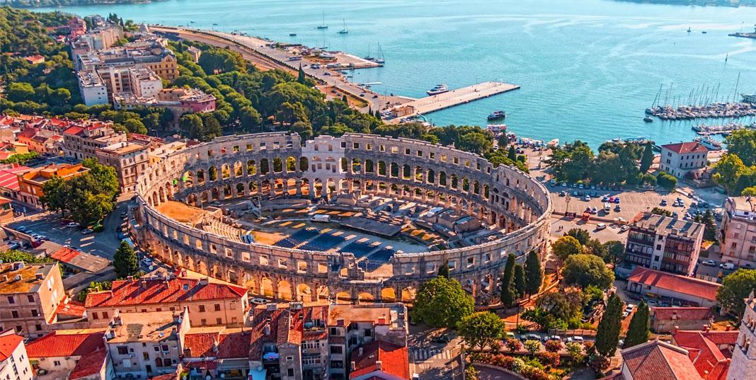 Explore The Best Of Croatia 10 Best Tourist Destinations With Photos Map