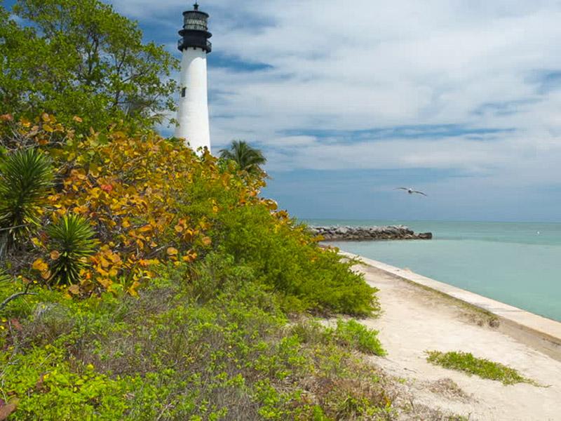 Bill Baggs Cape Florida State Park, Miami, FL