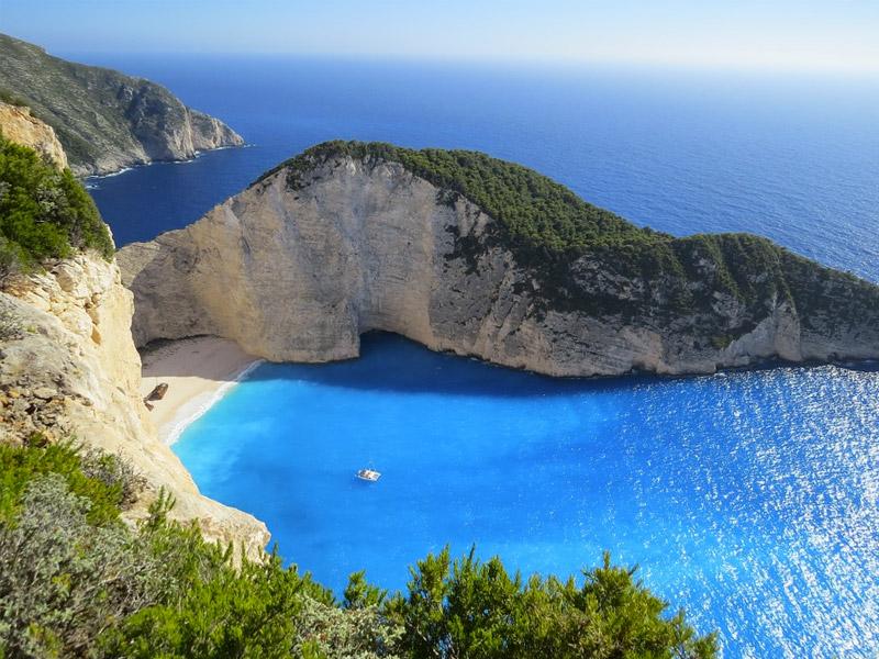 Corfu Romantic Getaway in Europe for Honeymoon