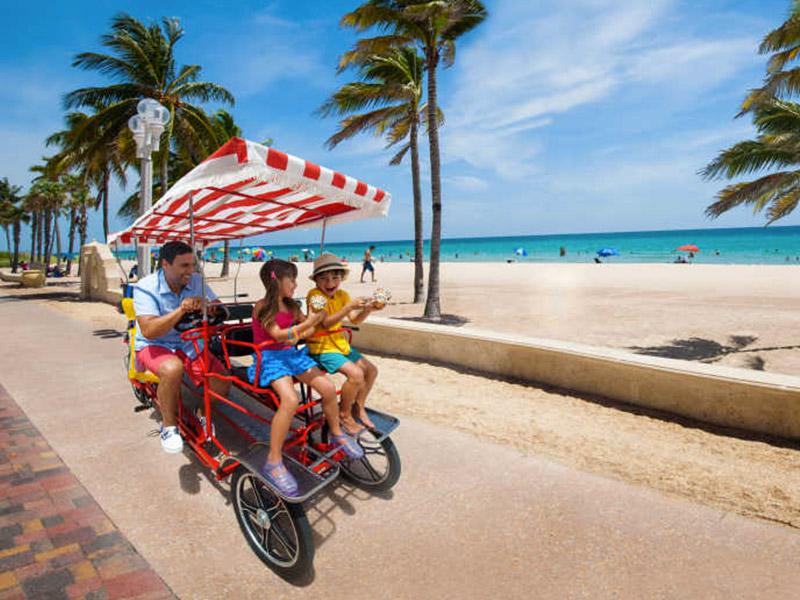 Fort Lauderdale Beach, Miami, FL