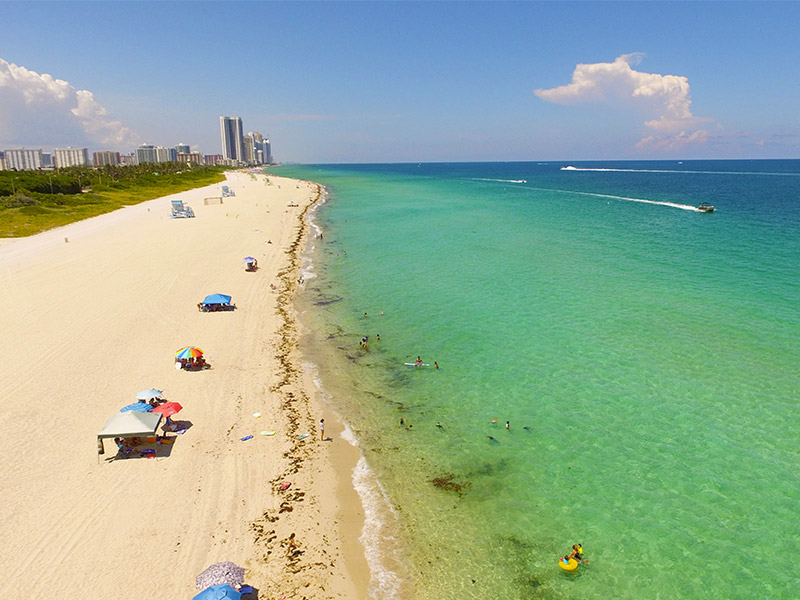Haulover Beach, Miami, FL