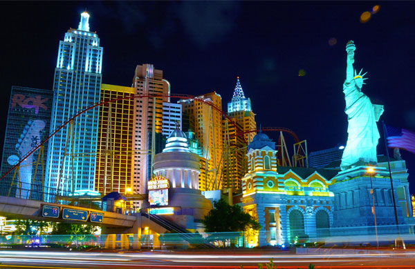 Las Vegas Places to Celebrate Birthday