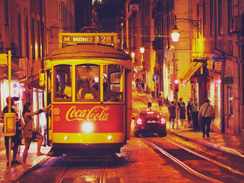 Lisbon Romantic Getaway in Europe for Honeymoon