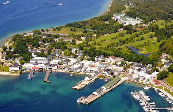 Mackinac island Places to Celebrate Birthday