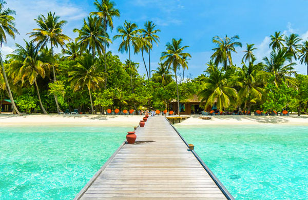 Maldives Places to Celebrate Birthday