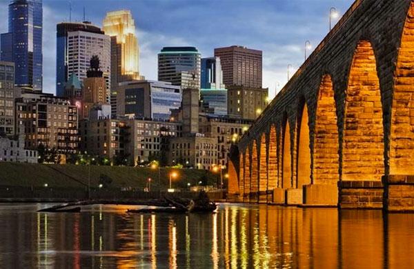 Minneapolis Weekend Getaway for Couple