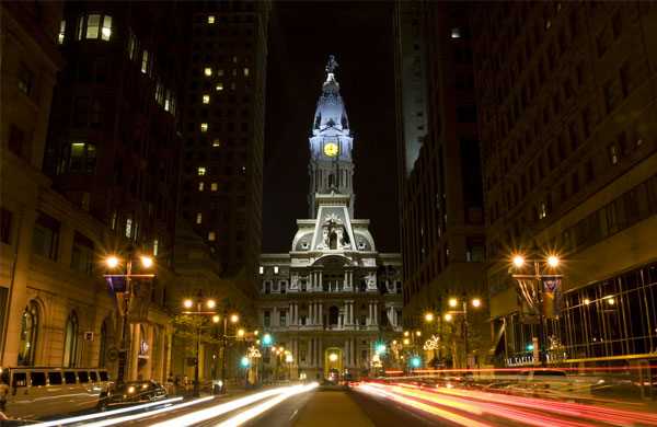 Philadelphia Weekend Getaway for Couple