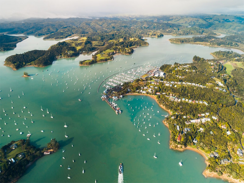 Place to Visit in Bay of Islands, New Zealand