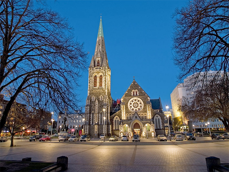 Place to Visit in Christchurch, New Zealand