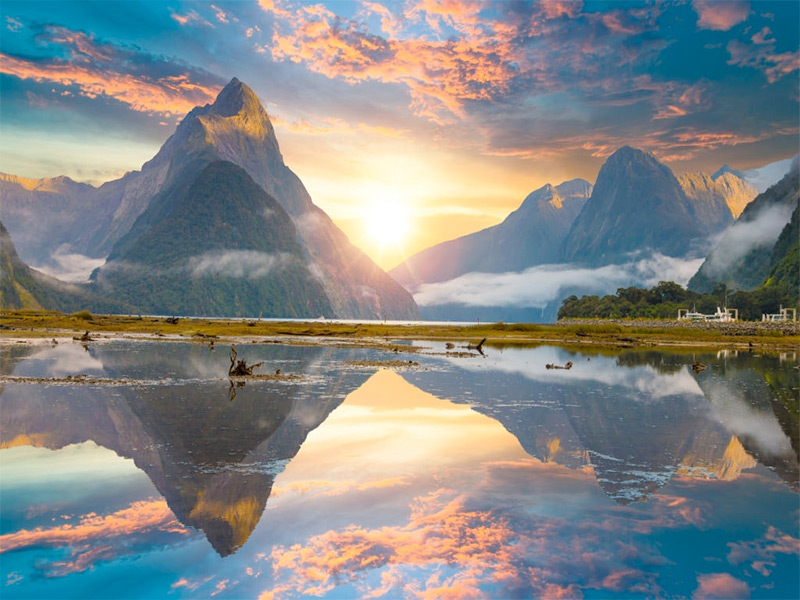 Place to Visit in Fiordland, New Zealand