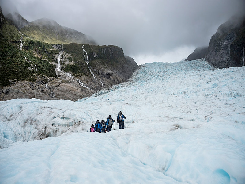 Place to Visit in Fox Glacier, New Zealand