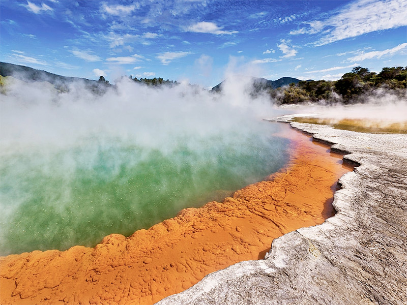 Place to Visit in Rotorua, New Zealand