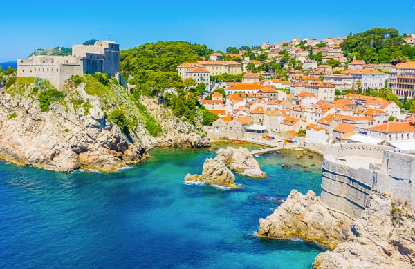 Places to Visit in Dubrovnik Croatia