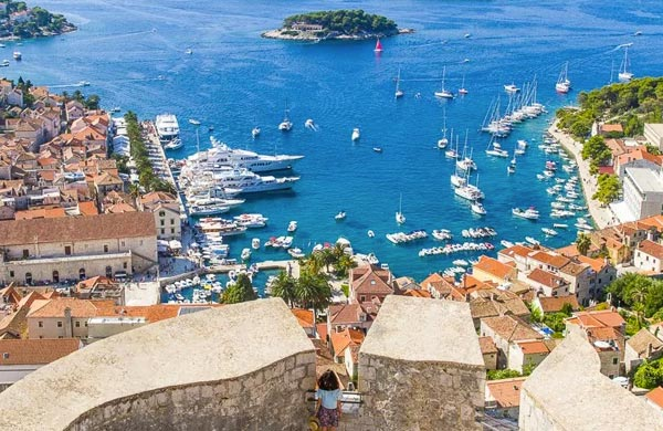 Places to Visit in Hvar Town Croatia
