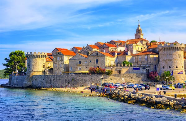 Places to Visit in Korcula Croat
