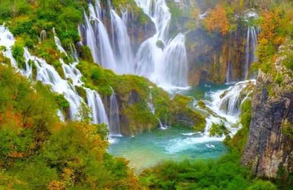 Places to Visit in Plitvice Lakes National Park Croatia