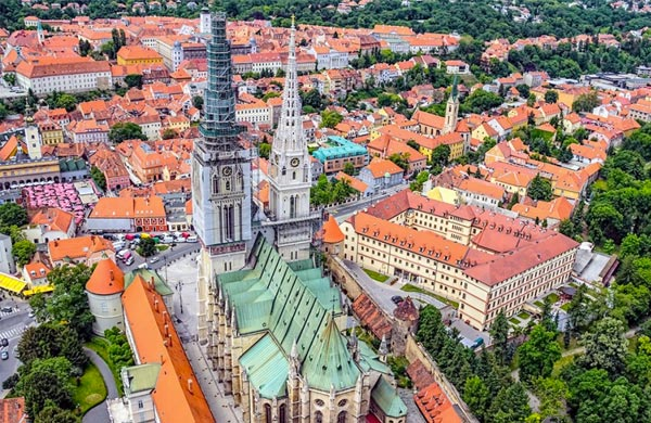 Places to Visit in Zagreb Croatia