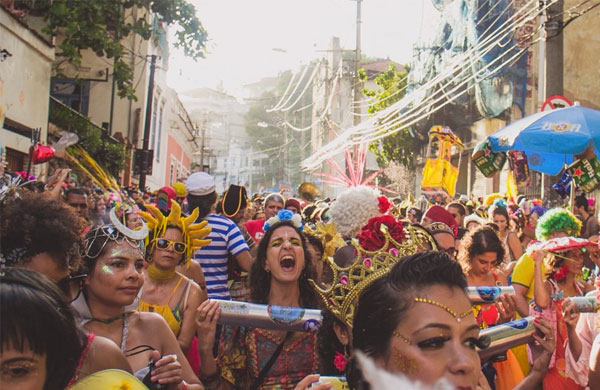 Rio Carnival Places to Celebrate Birthday