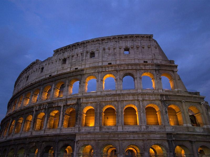 Rome Romantic Getaway in Europe for Honeymoon