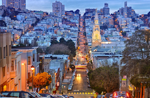 San Francisco Weekend Getaway for Couple