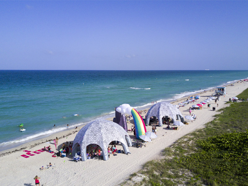 Surfside Beach, Miami, FL