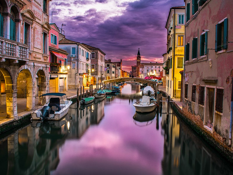 Venice Romantic Getaway in Europe for Honeymoon