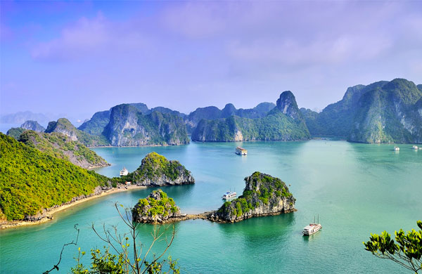 Vietnam Places to Celebrate Birthday