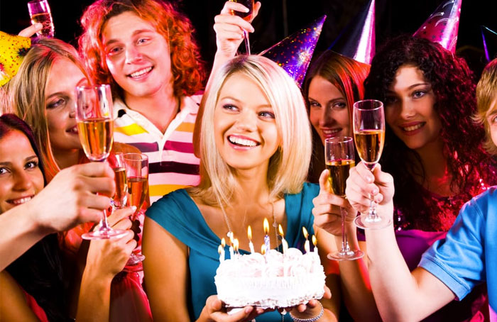 Worlds 10 Best Places to Celebrate Your 21st, 30th and 50th Birthday