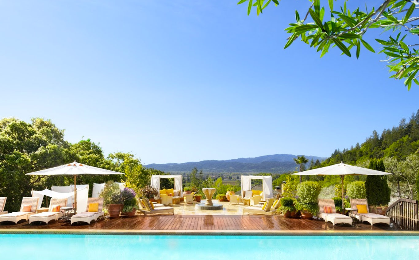 Auberge du Soleil Beach Resort Rutherford CA