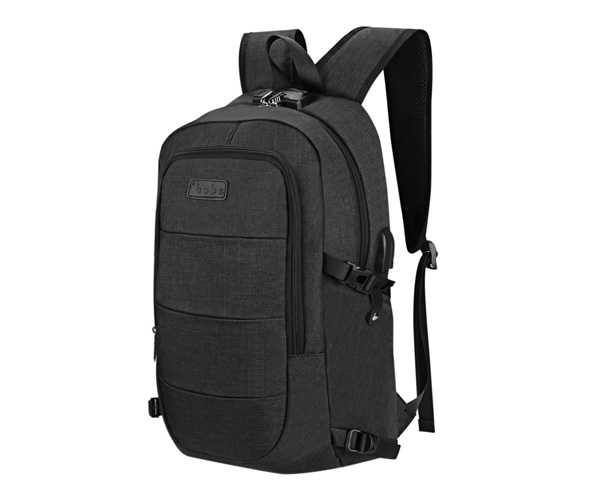 Binoki Anti Theft Waterproof Travel Backpack