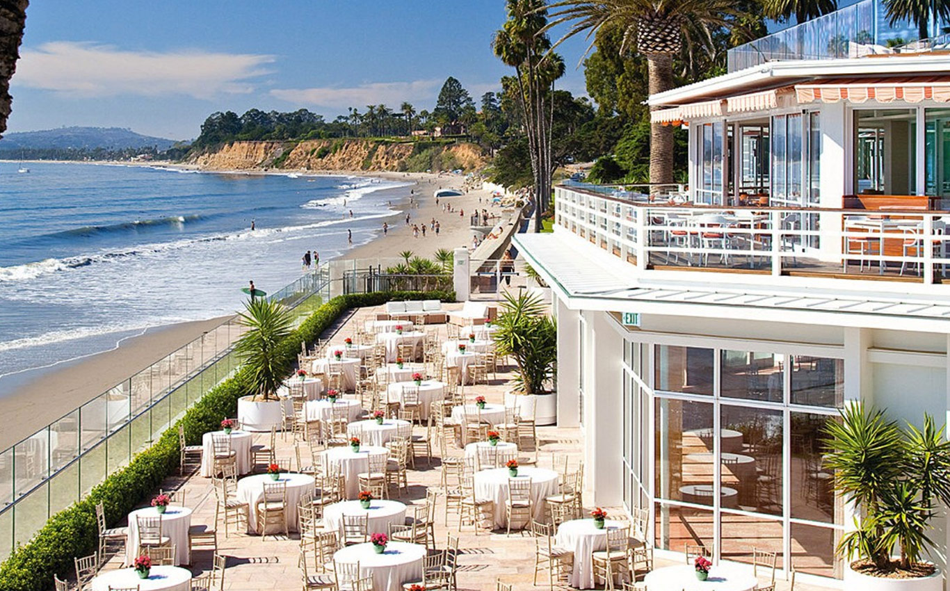 Four Seasons Beach Resort, Santa Barbara CA