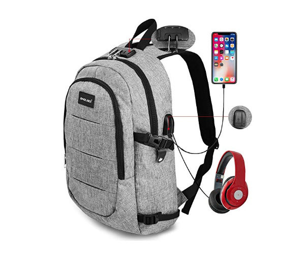 10 Best Anti Theft Travel Backpacks Of 2019 Save Your Stuff From Theft Travelingnext