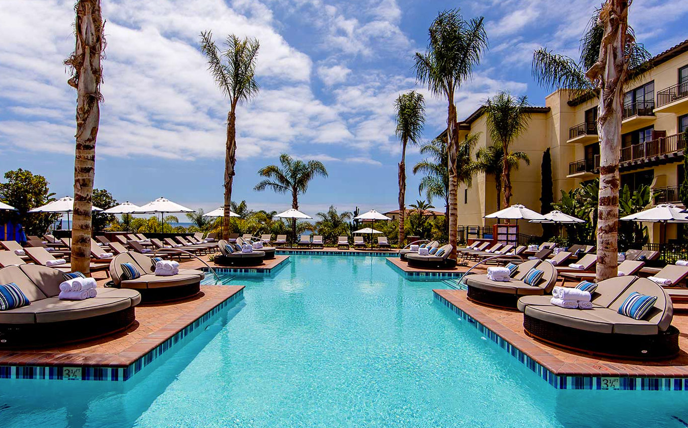 Terranea Beach Resort, Rancho Palos Verdes CA