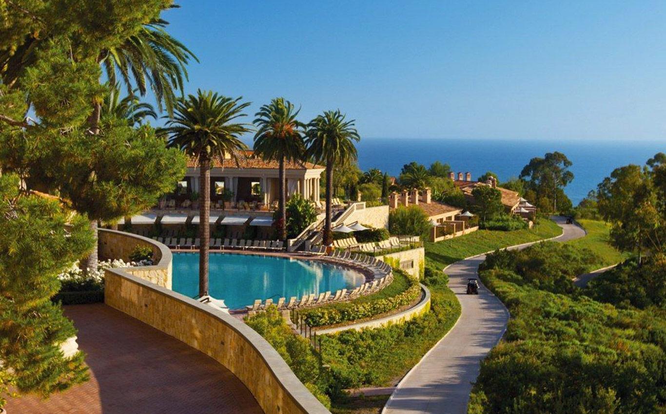 The Resort at Pelican Hill, Newport Coast CA