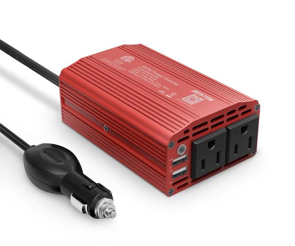 BESTEK Power Inverter Adapter