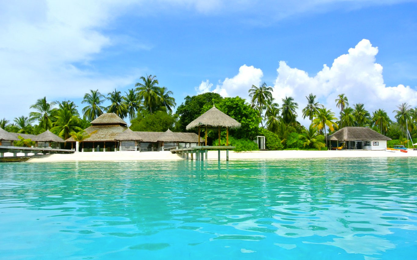 Maldives is the best Island in the world