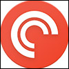 Pocket Casts Android and iPhone App Icon