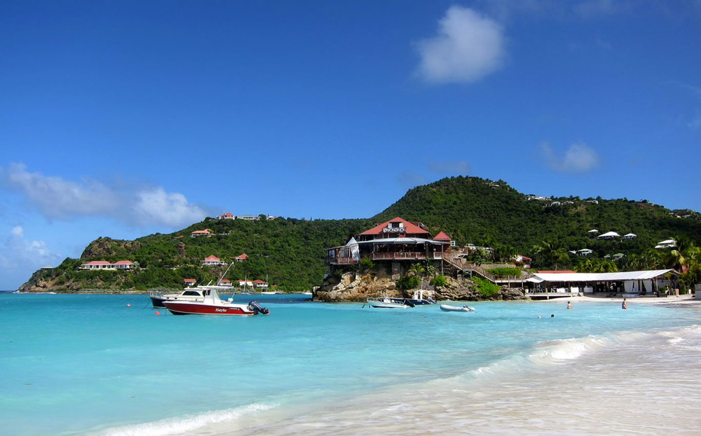 Saint Barthelemy is one of the most beautiful Islands in the world