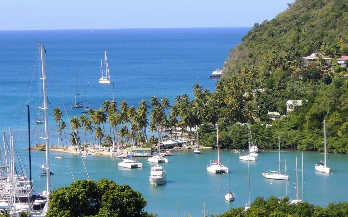Saint Lucia is one of the best Island in the world