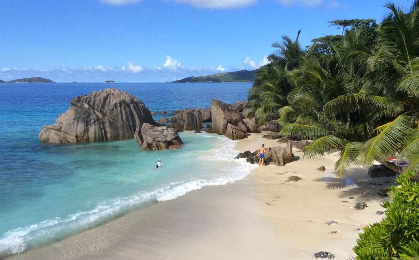 Seychelles is one of the most beautiful Islands in the world