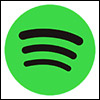 Spotify Android and iPhone App Icon