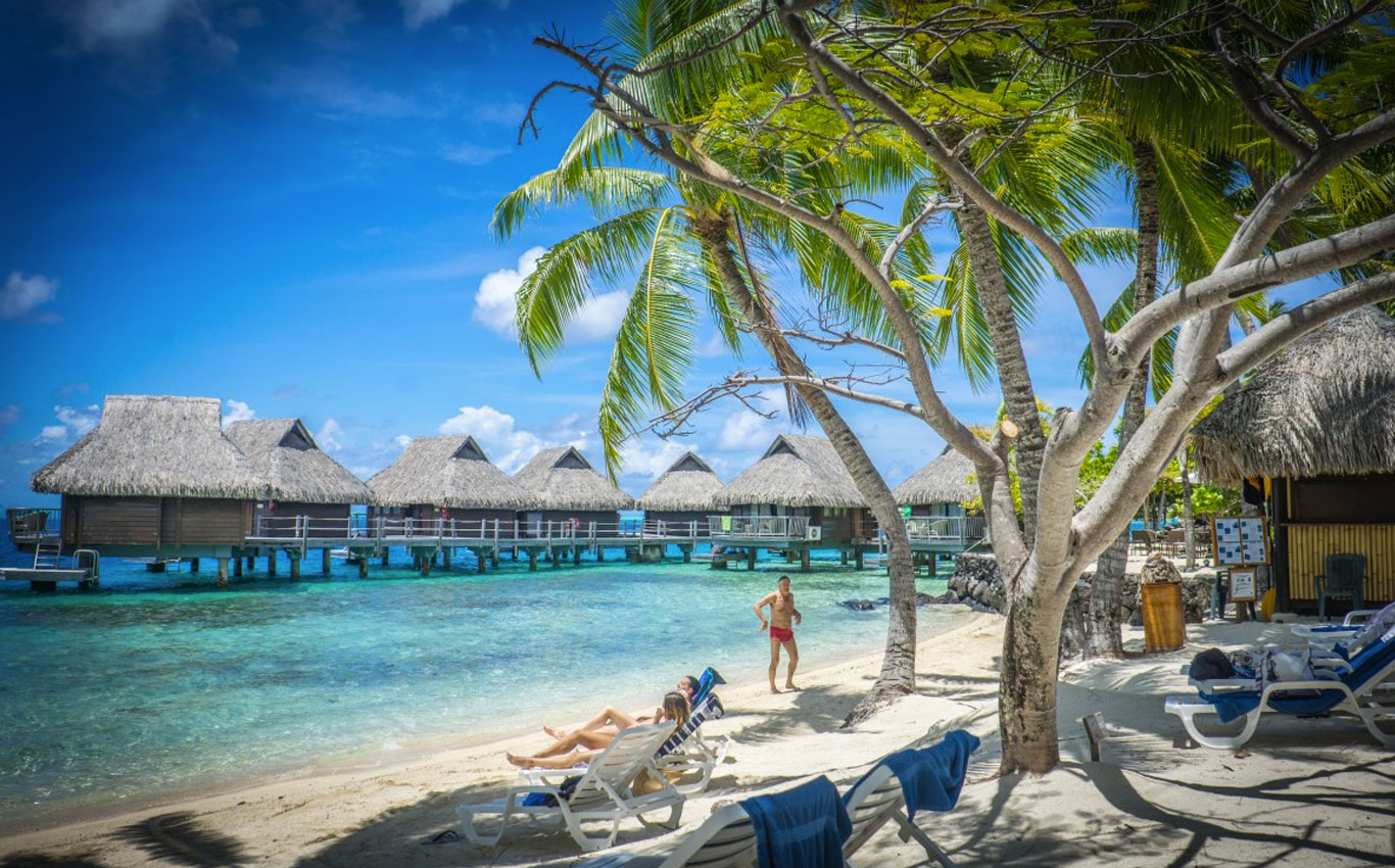 Tahiti is one of the best Island in the world