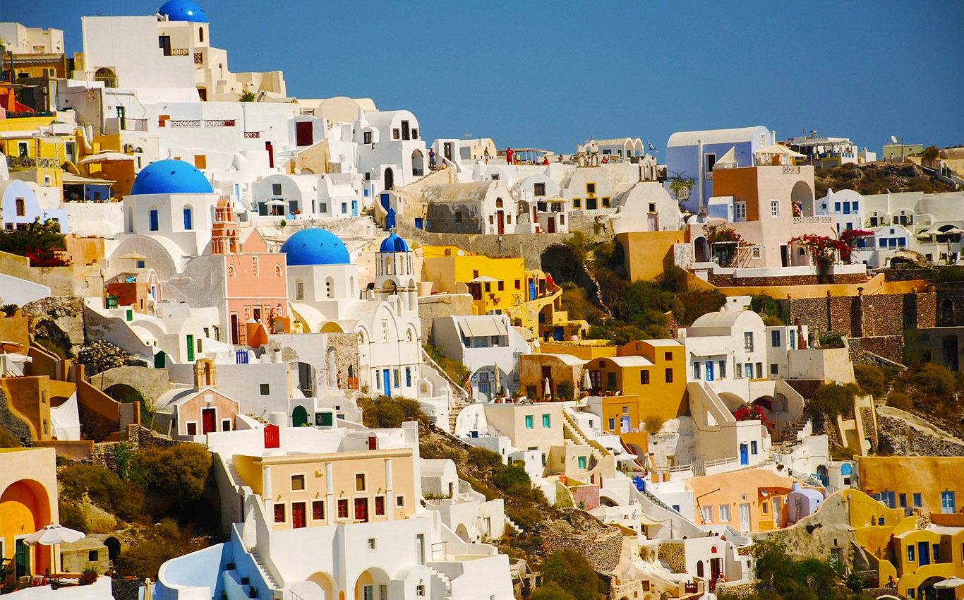 Santorini Greece Life Changing Vacation Spot for Couples