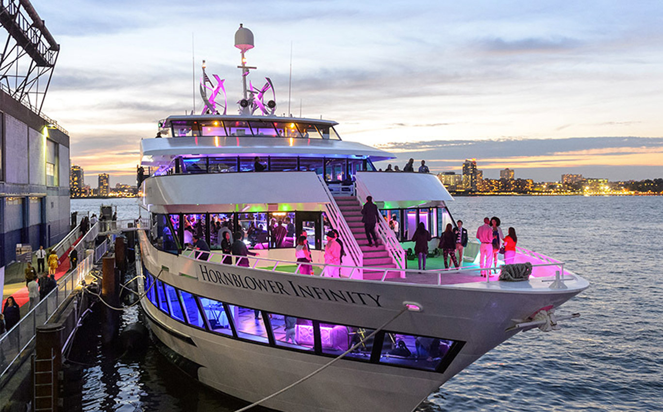 Dine and Dance on a Cruise in NYC