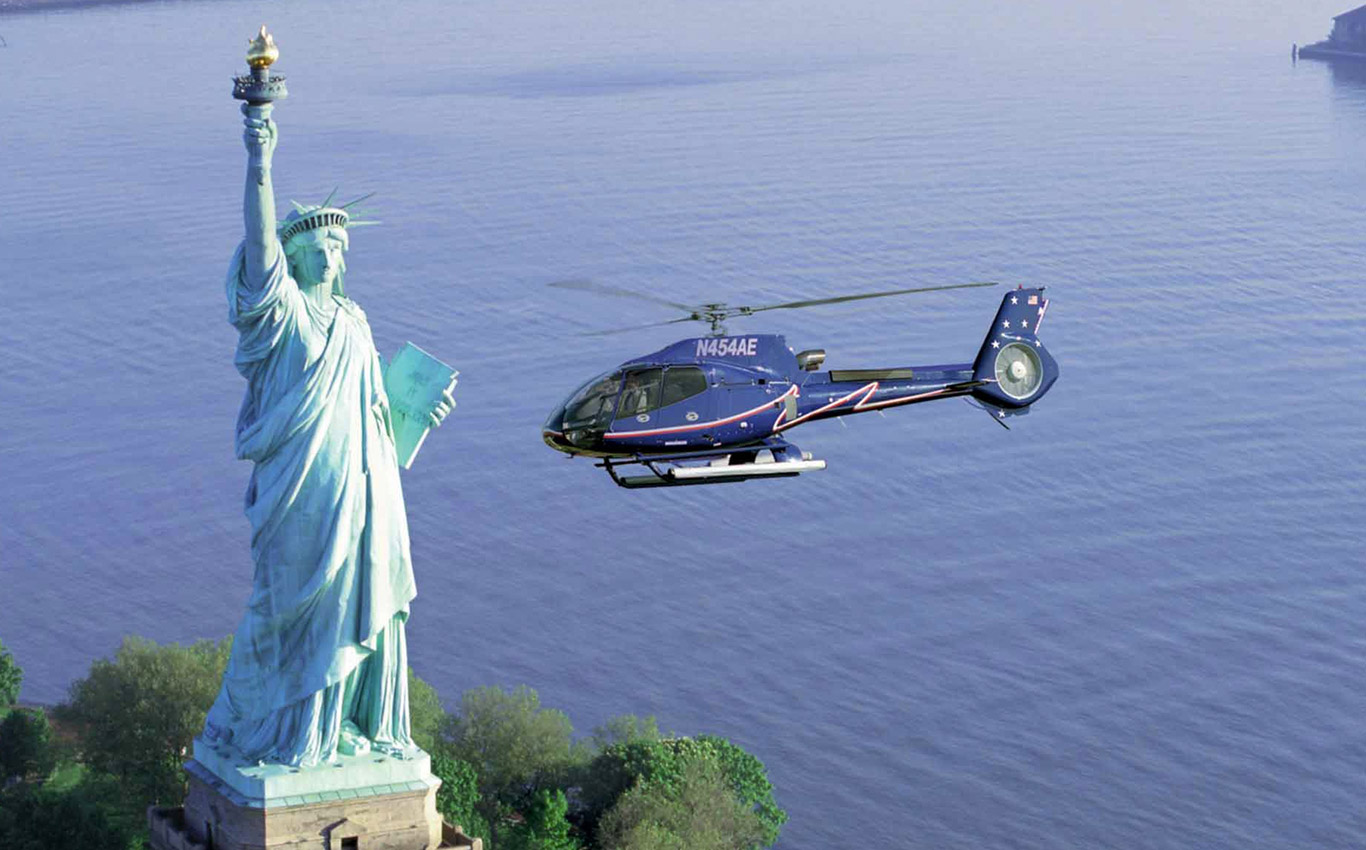 Scenic Helicopter Tour in NYC