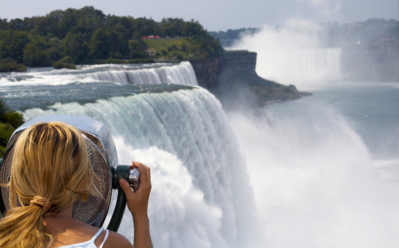 Visit Niagara Falls in NYC