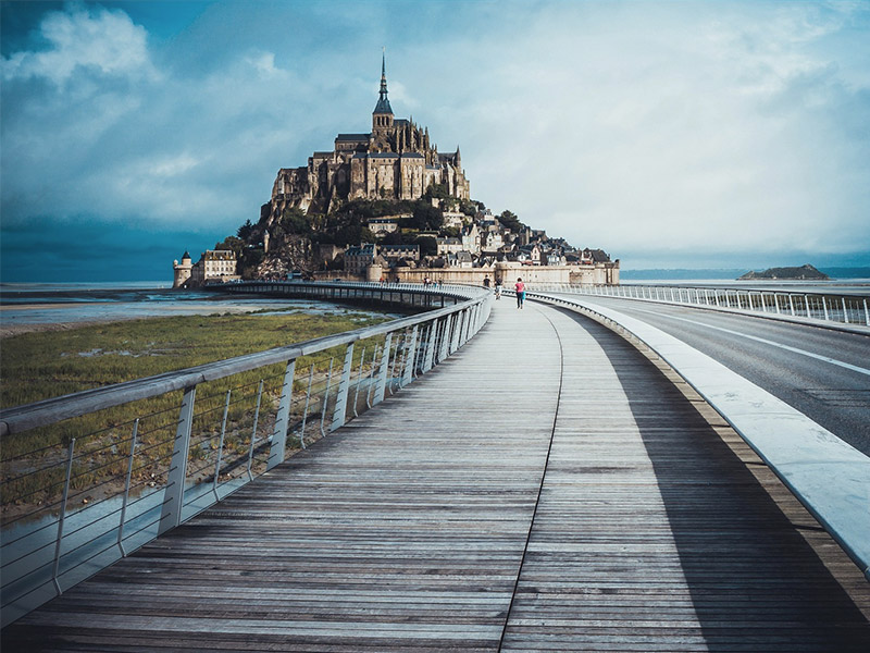 Mont-Saint-Michel to Visit in France