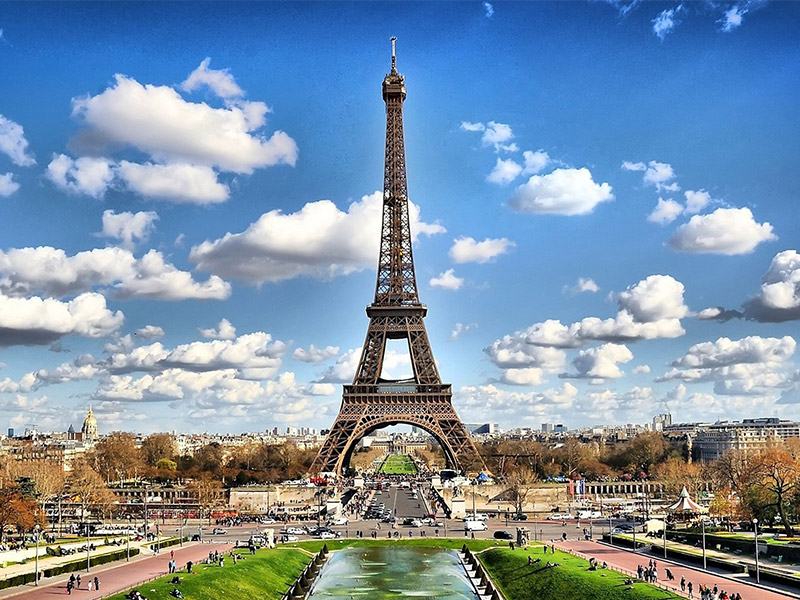 Paris to Visit in France