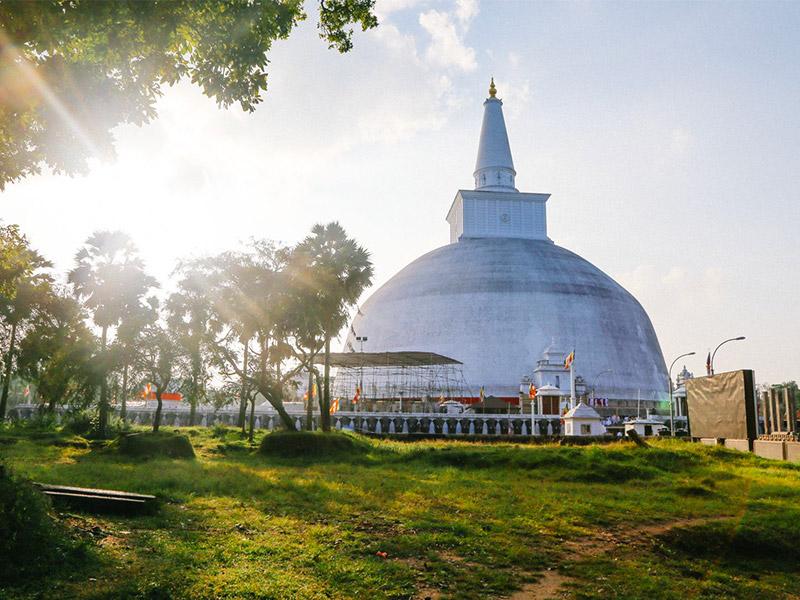 Place to Visit in Anuradhapura, Sri Lanka