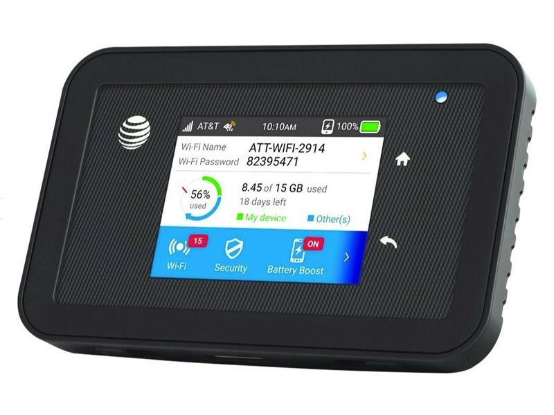 Netgear Unite Explore 4G LTE Rugged Mobile WiFi Hotspot